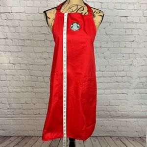 Other - **3 Left Starbucks Holidays Limited Quantity Apron